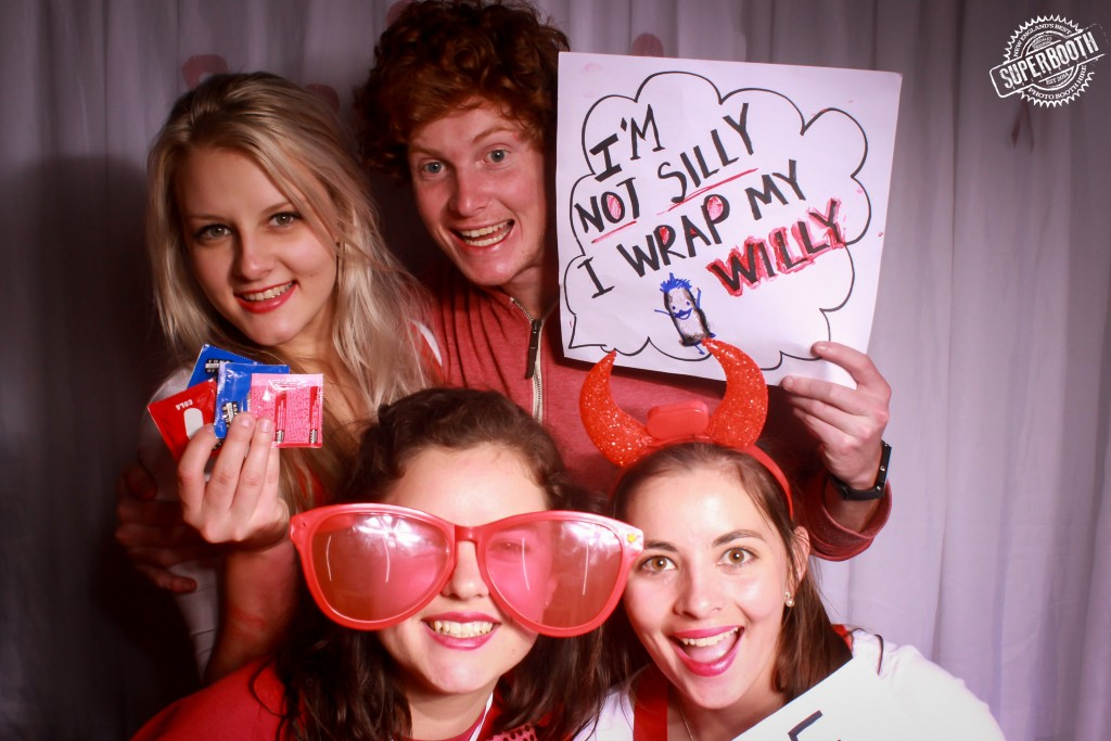 Superbooth Australia - Aspire Red Party 2015